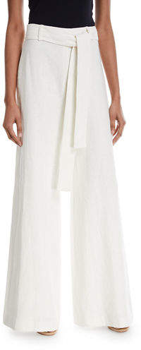 Alexis Vari High-Waist Wide-Leg Pants
