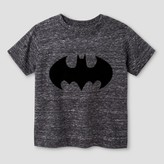 Batman Toddler Boys' T-Shirt Grey