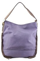 MG Collection Janna Tassel Slouchy Women Synthetic Purple Tote.