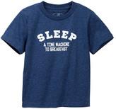 Kid Dangerous Sleep Graphic Tee (Toddler & Little Boys)