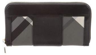 Burberry Beat Check Wallet
