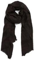 Echo Women's Pleated Blanket Scarf