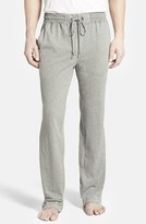 Daniel Buchler Men's Brushed Cotton Lounge Pants
