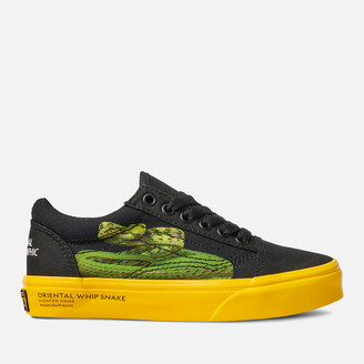 Vans X National Geographic Old Skool Trainers - Photo Ark