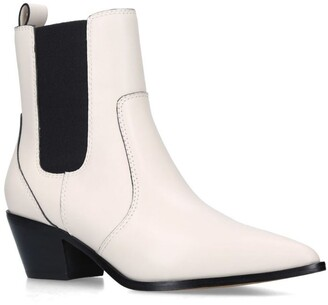 Paige Willa Leather Ankle Boots