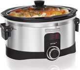 Hamilton Beach IntelliTime 6-qt. Programmable Slow Cooker