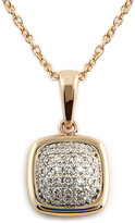 EFFY COLLECTION 14 Kt. Rose Gold and Diamond Pendant, 0.11 CT. T.W.