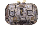 Kotur Margo Brocade Clutch