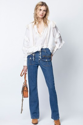 Zadig & Voltaire Eyes Jeans
