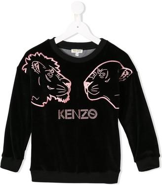 Kenzo Crazy Jungle Sweatshirt