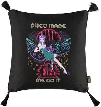 Biba Disco Made Me Cushion