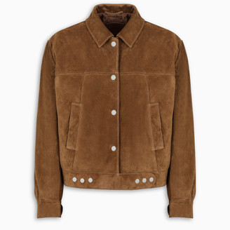 Prada Brown suede jacket