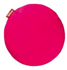 "Fatboy Large Classic Bean Bag Upholstery Color: Pink, Size: 11.8"" H x 39.4"" W x 39.4"" D"
