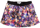 Milly Minis Glitter Gathered Skirt (Toddler & Little Girls)