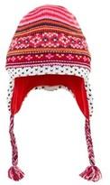 Catimini Multi Coloured Fairisle Hat