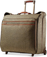 Hartmann Tweed Collection Large Wheeled Garment Bag