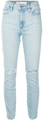 Nobody Denim high rise Cult skinny jeans