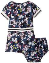Splendid Littles All Over Floral Printed Dress (Infant)
