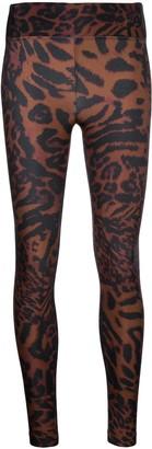 Koral Drive cheetah print leggings
