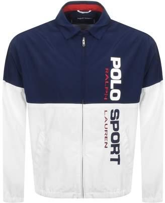 Ralph Lauren Polo Sport Windbreaker Jacket Navy