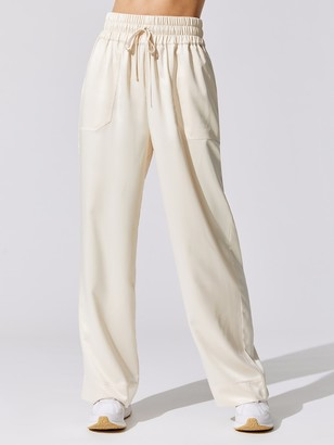 Carbon38 Silky Separate Wide Leg Pant