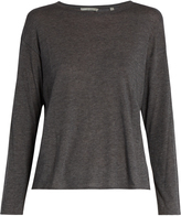 Vince Long-sleeved crew-neck top