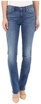 7 For All Mankind Kimmie Straight in Supreme Vibrant Blue