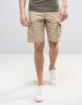Jack and Jones Intelligence Cargo Shorts In Loose Fit