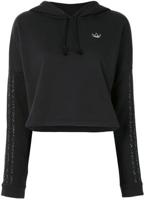 adidas BB cropped hoodie