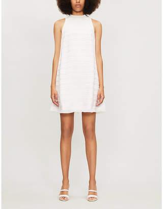 Ted Baker Kinthia pleated woven mini dress