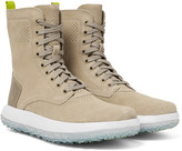 Under Armour Sportswear Rlt Summer Leather-Trimmed Suede Boots