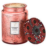 Voluspa Jar Candle - Persimmon & Copal