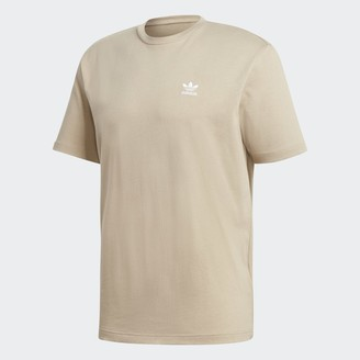 adidas Trefoil Boxy Tee with Front and Back Print