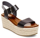 Mossimo Women's Nonie Metallic Flatform Espadrille Sandals