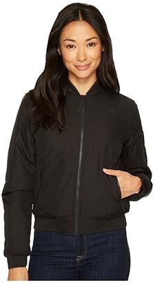 The North Face Barstol Bomber (TNF Black) Women's Coat