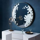 west elm Glacier Mirror