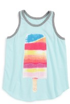 Chaser Toddler Girl's Fruit Popsicle Tank