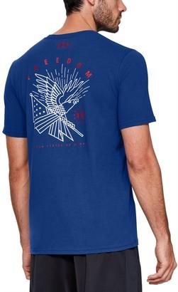 Under Armour Men's UA Freedom Triumphant Victory T-Shirt