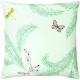 Yves Delorme Evasion Cushion Cover - Menthe - 45x45cm