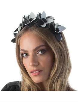 Olga Berg Taylor Floral Headband
