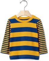 Gap Mix-stripe tee