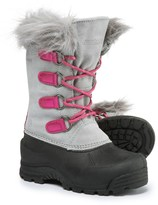 Northside Snow Drop II Pac Boots - Waterproof, Insulated (For Little and Big Girls)