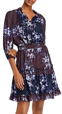 Shoshanna Arlene Canyon Floral Dress
