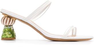 Jacquemus Les mules Vallena sandals