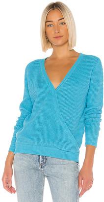 John & Jenn by Line X REVOLVE Cross Front Sweater