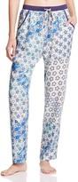 Josie Floral Peace Pajama Pants