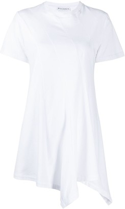 J.W.Anderson panelled handkerchief T-shirt