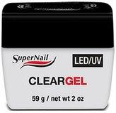 SuperNail Super Nail Gel LED/UV - Clear Gel - 56g / 2oz - 51603