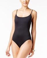 MICHAEL Michael Kors Chain One-Piece Swimsuit