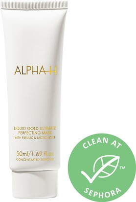 Alpha-h Liquid Gold Ultimate Perfecting Mask with Glycolic, Ferulic and Lactic Acids